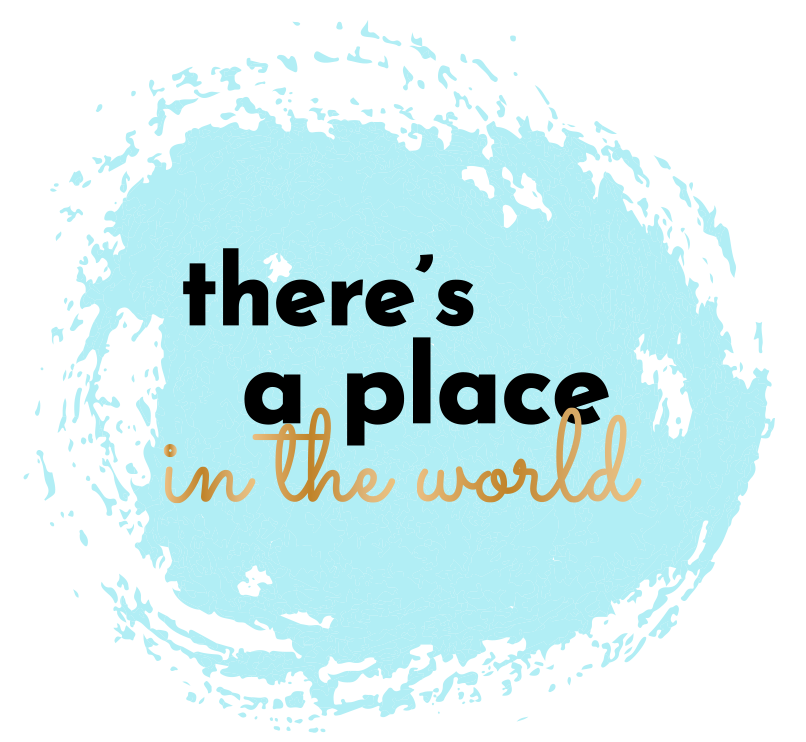 There's a place in the world Logo
